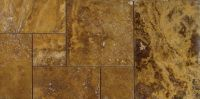 Travertine-Yellow